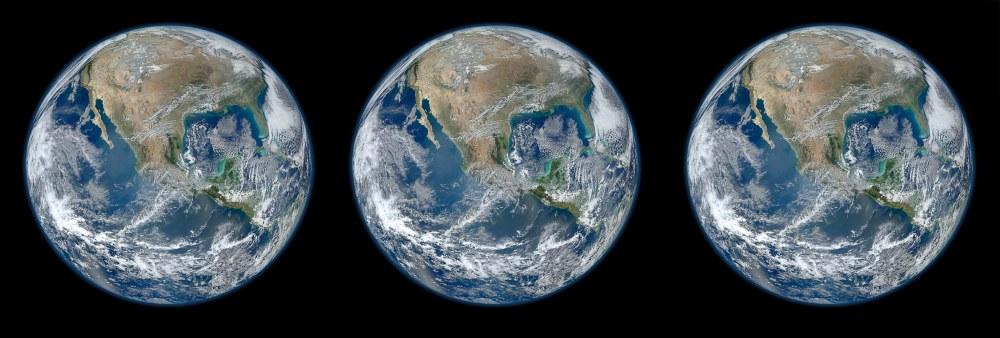 Wir bräuchten 3 Erden ..!