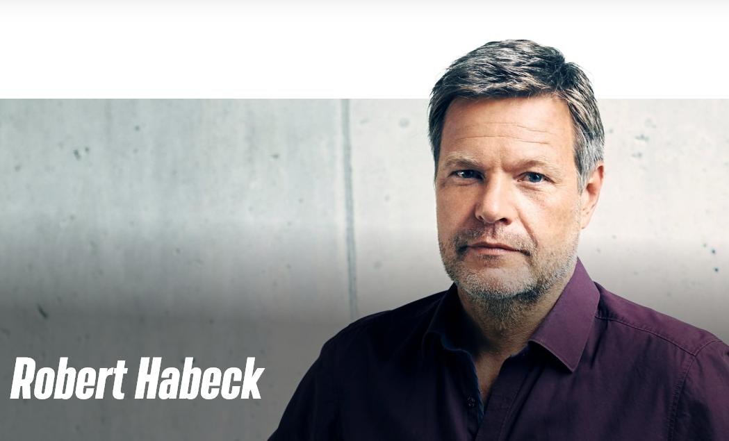 Robert Habeck in Dingolfing